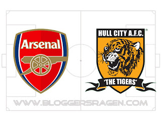 Prediksi Pertandingan Hull City AFC vs Arsenal FC