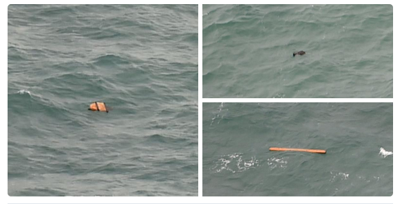95% certain debris is from missing AirAsia plane