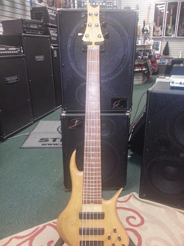 Electric Bass Guitars | BassCentral.com