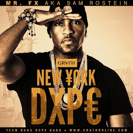 "Grafh x Mr. FX ""New York Dxpe"""
