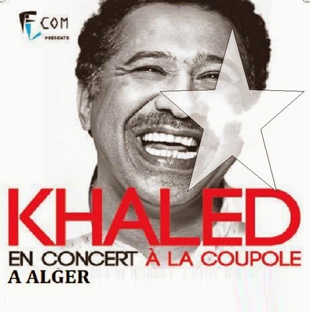 Cheb Khaled-Live A La Coupole A Alger 2014