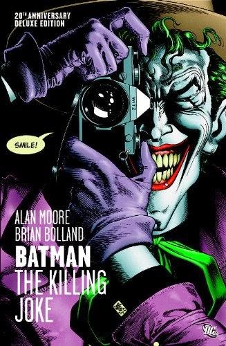 La broma Asesina de Alan Moore Batman origen del Joker