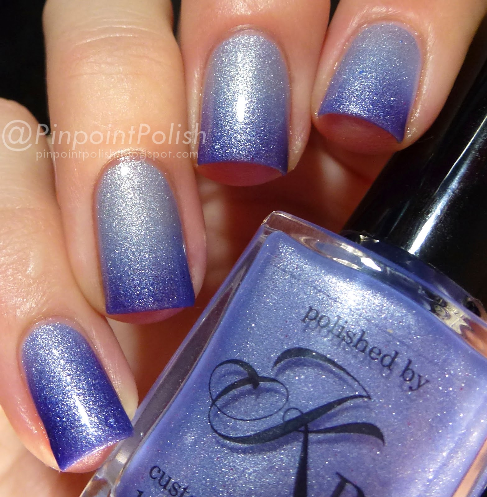 Permanganate, Polished by KPT, thermal, swatch