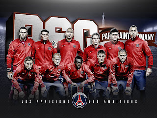 PSG BY maceme wallpaper