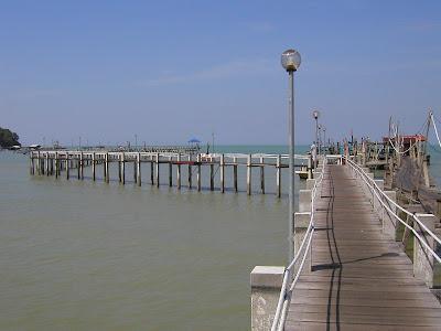 (Malaysia) - Teluk bahang fishing village