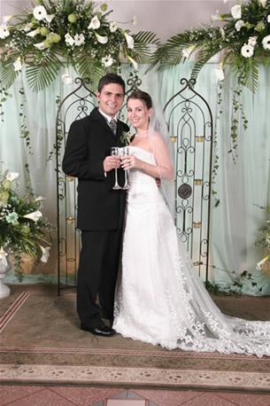 fotos de una boda: