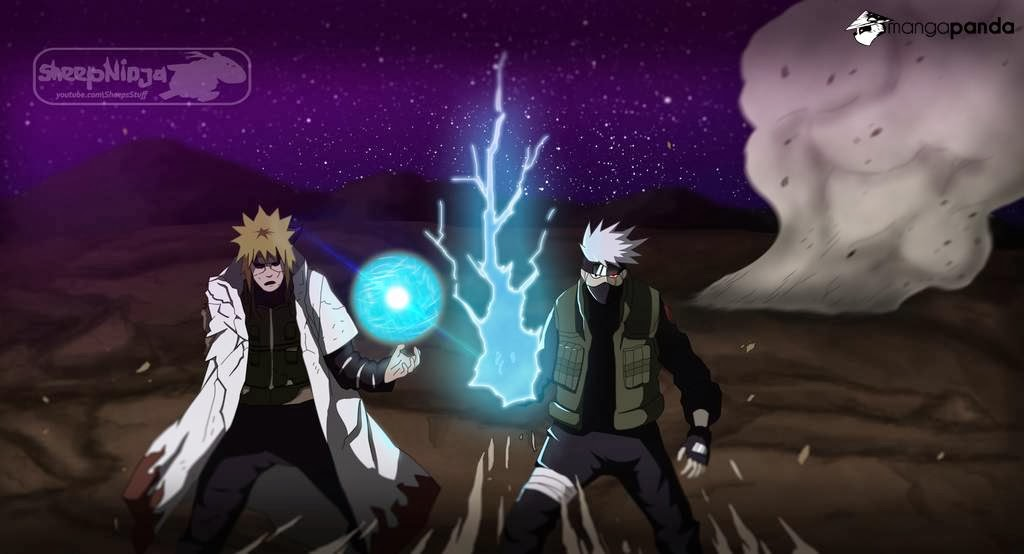 Naruto - Chapter 666 - Pic 1