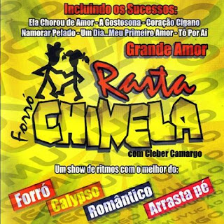 Rasta Chinela - CD Volume 1 - Relíquia