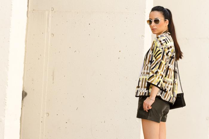 BLogger valenciana de moda con outfit fresco y sofisticado
