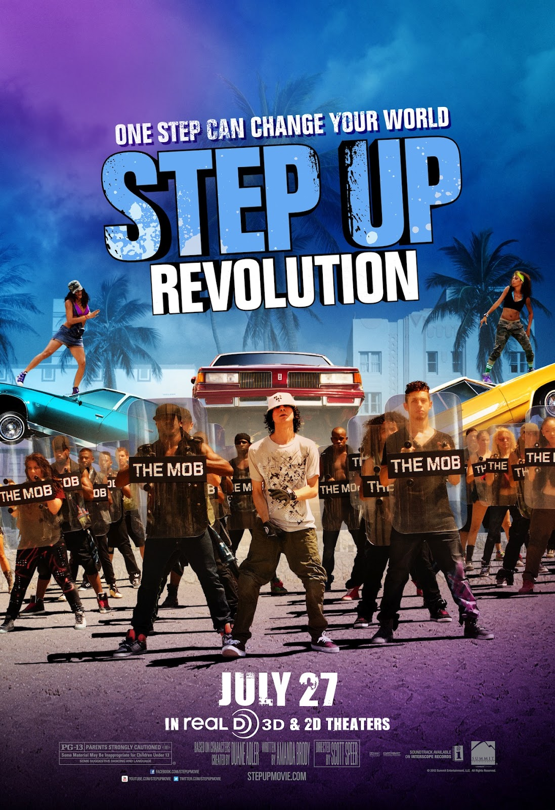 To Build A Home Step Up Revolution Video