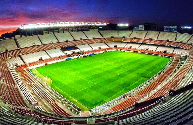 Estadio Ramón Sánchez Pizjuán - Sevilla FC Stadium