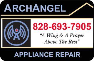 ARCHANGEL APPLIANCE REPAIR TIP December 2009 on