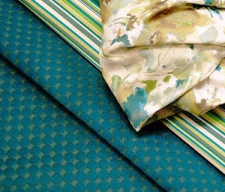 Wesco Fabrics, turquoise, Billionaire, Top of the Line