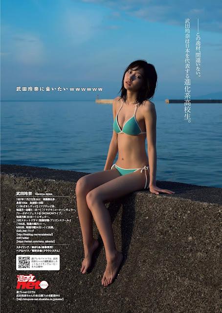Takeda Rena 武田玲奈 Nippon Ichi Kawaii Images 8