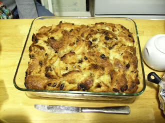 Bye Bye Bread Pudding