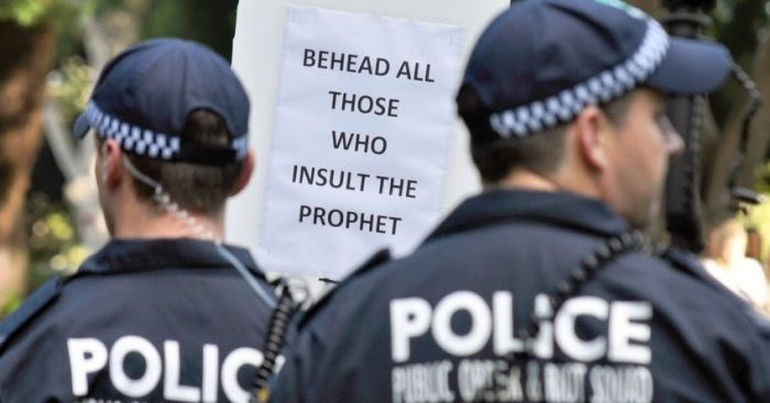 muslim riots sydney 2013 gmc - photo#19