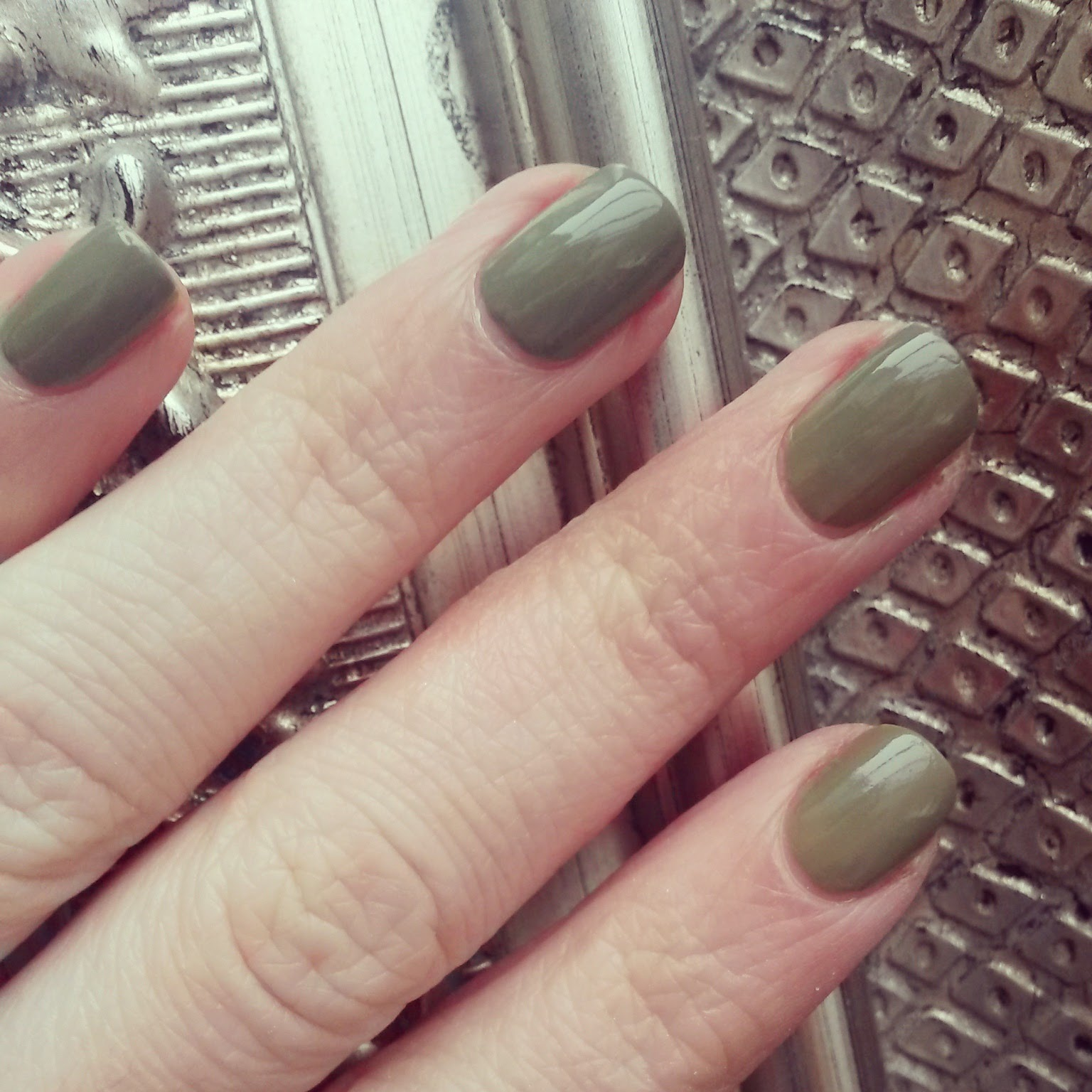 Wild about beauty nail colour tanwen
