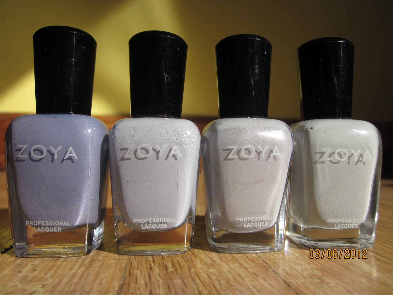 Denny's Digits: Zoya stash Zoya Trixie