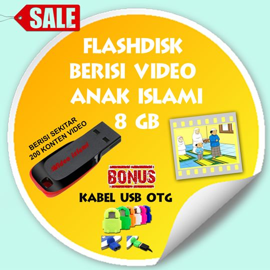 KOLEKSI VIDEO ANAK ISLAMI