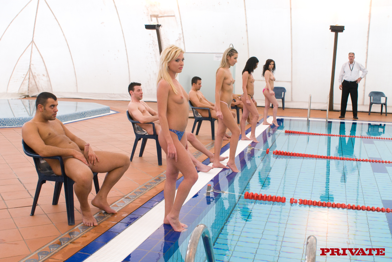 Фото голых на спортивных соревнованиях — 5