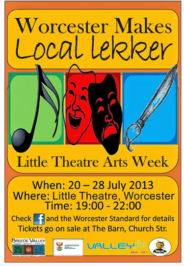 Worcester makes Local Lekkerrr!