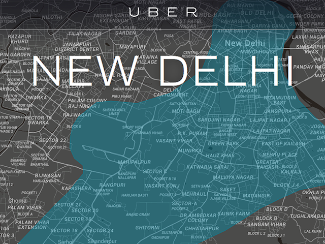 Discounted | Offer Free Rides @Uber Delhi
