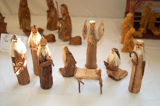 Seasonalpics Nativity scene from Keyna photo