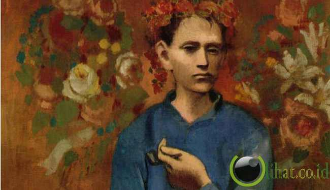 Garcon a la Pipe karya Pablo Picasso