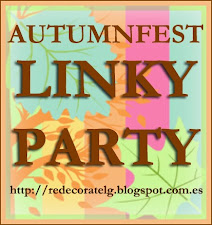 Autumnfest Linky Party con 'Lola Godoy'