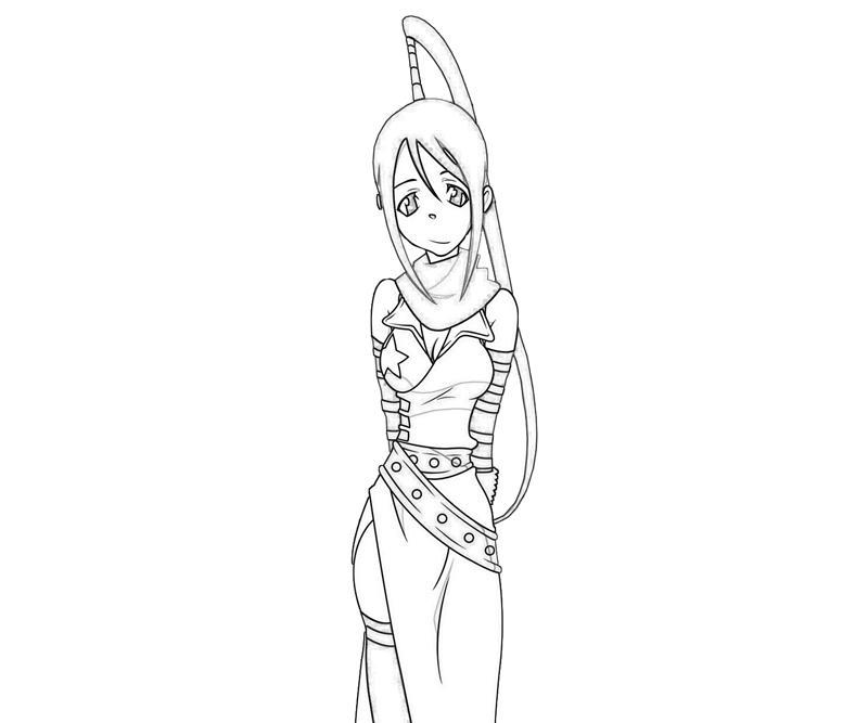 soul-eater-tsubaki-nakatsukasa-character-coloring-pages