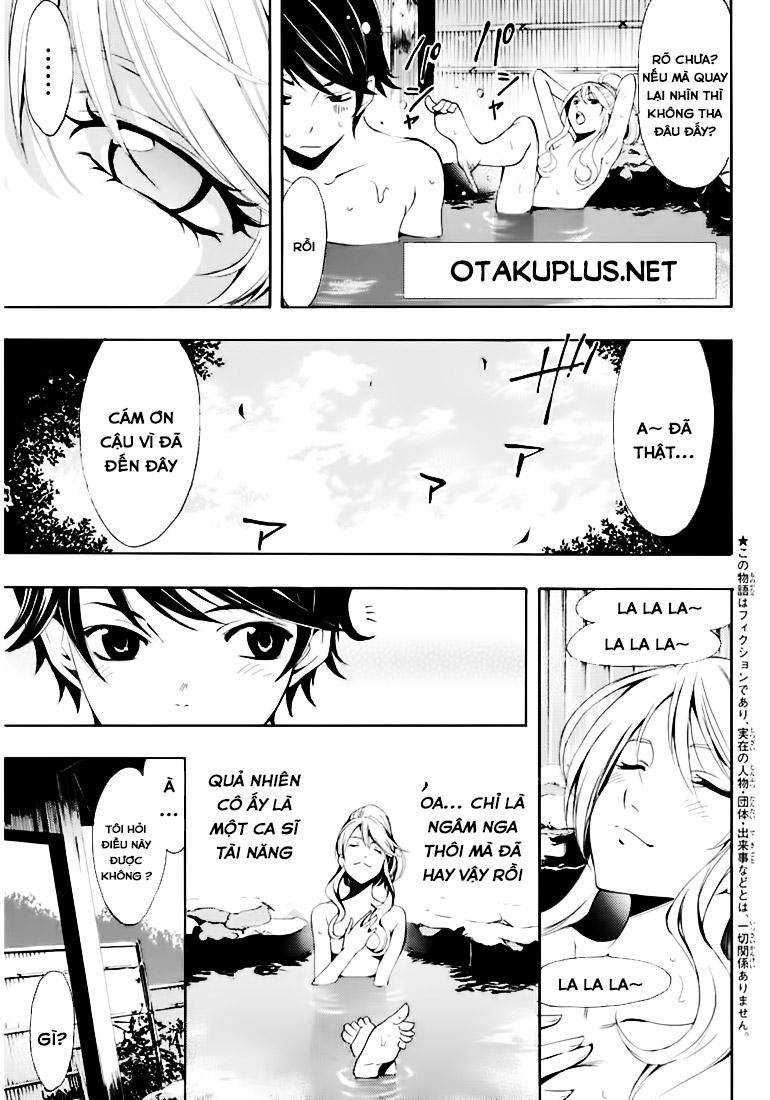 Fuuka chap 89 Trang 4 - Mangak.info