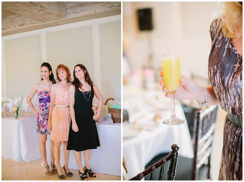 Bridal shower at the Addison Boca Raton