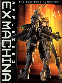 appleseed ex machina2 Appleseed Ex Machina Dual Áudio