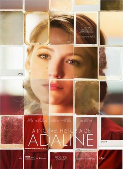 A Incrível História de Adaline – Legendado (2015)