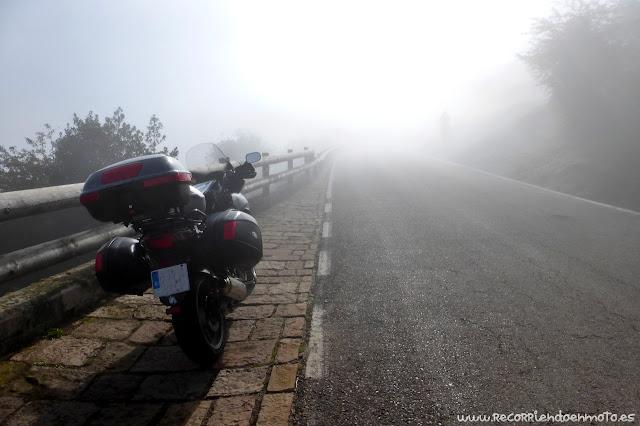 Niebla en Palombera
