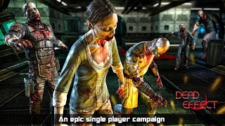Dead Effect MOD APK+DATA Full v1.0 (1.0) (Mod Unlimited Credits)
