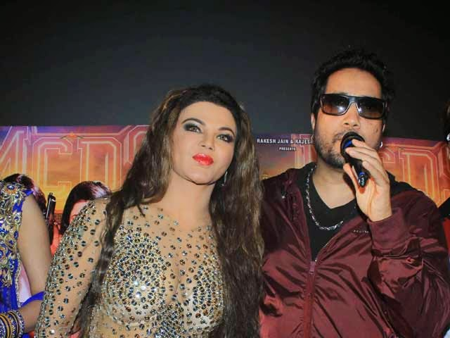 rakhi sawant and mika images