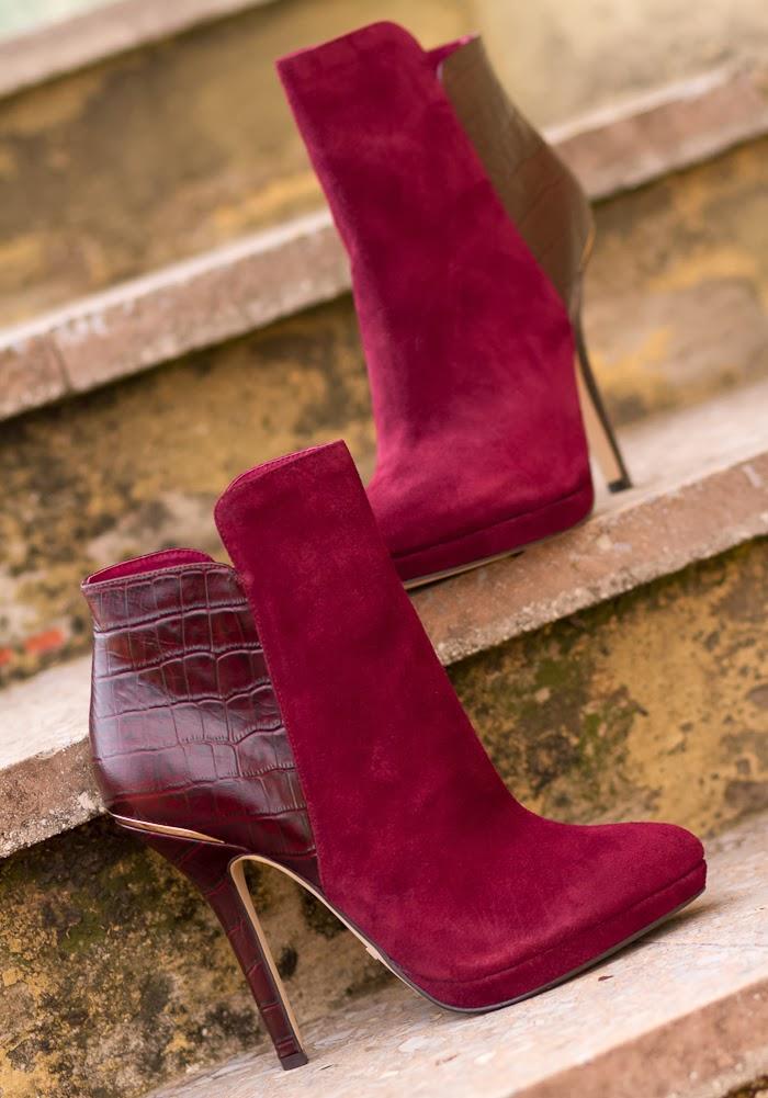 Nuevas adquisiciones de zapatos de la bloguera Withorwithoutshoes de la marca española Menbur