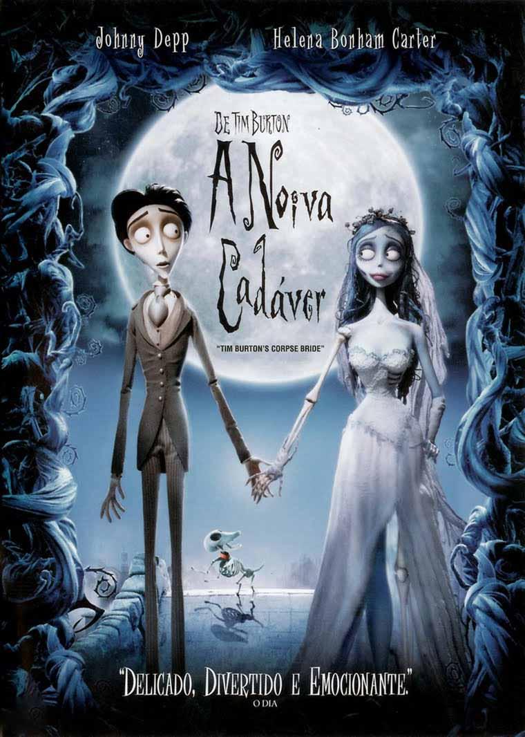 A Noiva Cadáver Torrent - Blu-ray Rip 1080p Dublado (2005)