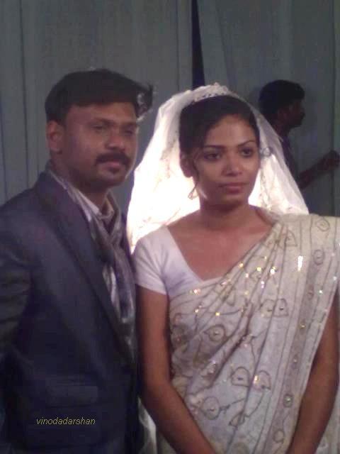 Idea Star Singer Joby Wedding Photos