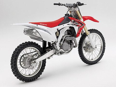 Gambar Motor 2014 Honda CRF450R, 480x360 pixels
