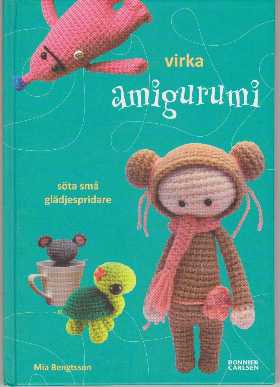 Amigurumi Ohjeita Netissa : RESSUN AJATUKSIA: Amigurumeja, kissoja ja p?ll?ja