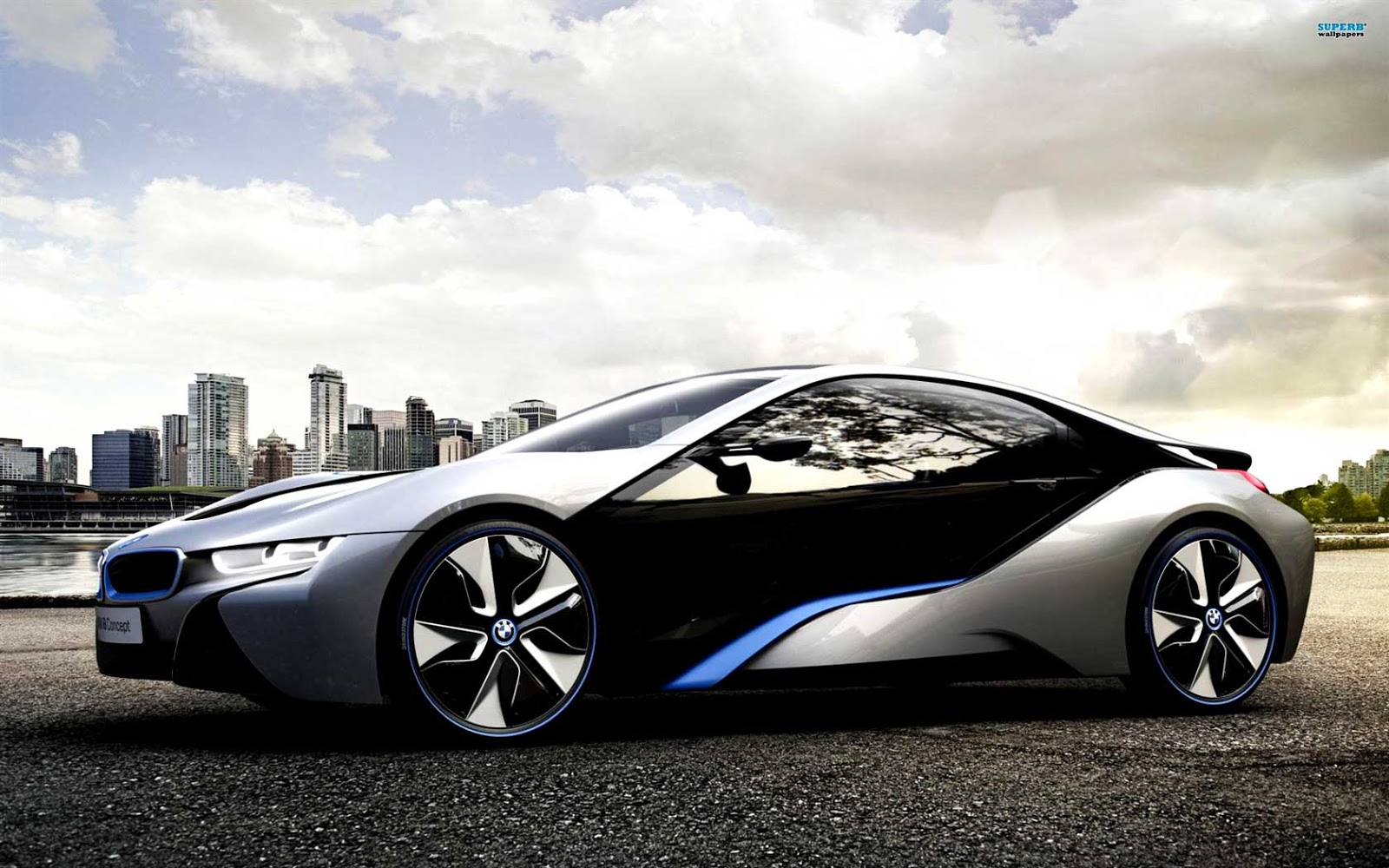 Bmw Car Concept Desktop Wallpaper Bmw Car Pictures