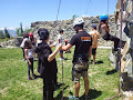 The perfect mountain chalet and best climbing experience Adventure Mountain Park