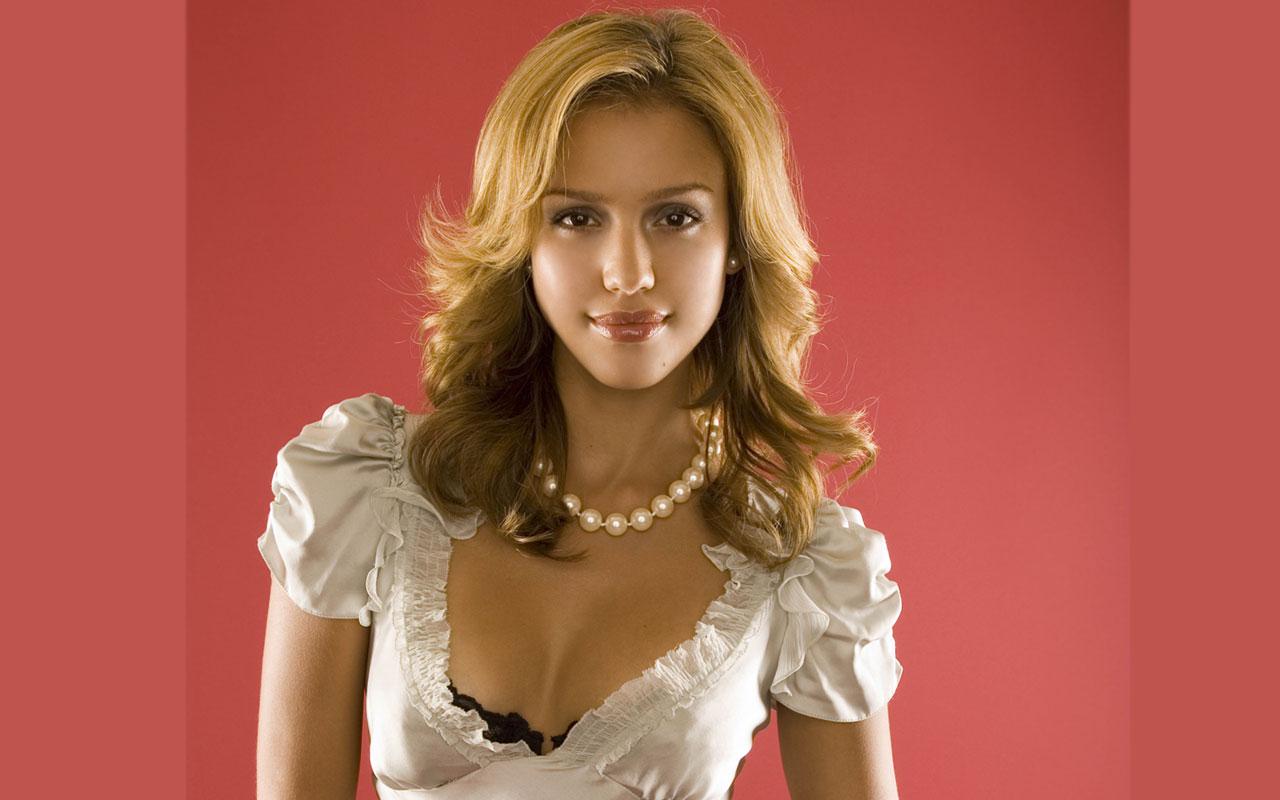 Hollywood Nude Girls: Jessica Alba 1