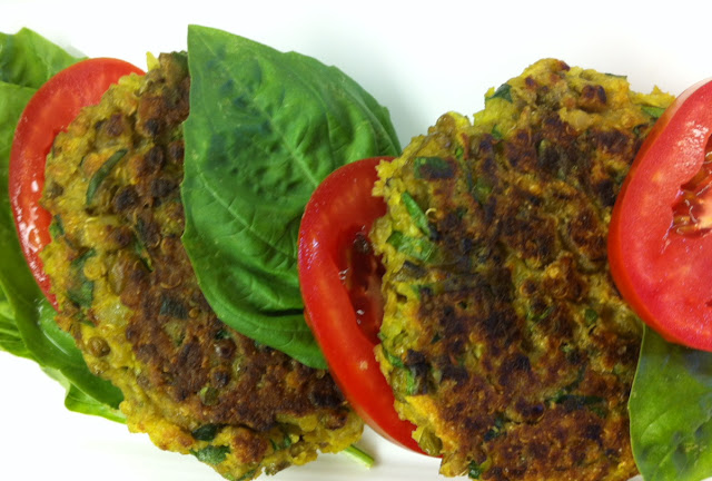 vegetarian cutlets or kotlet