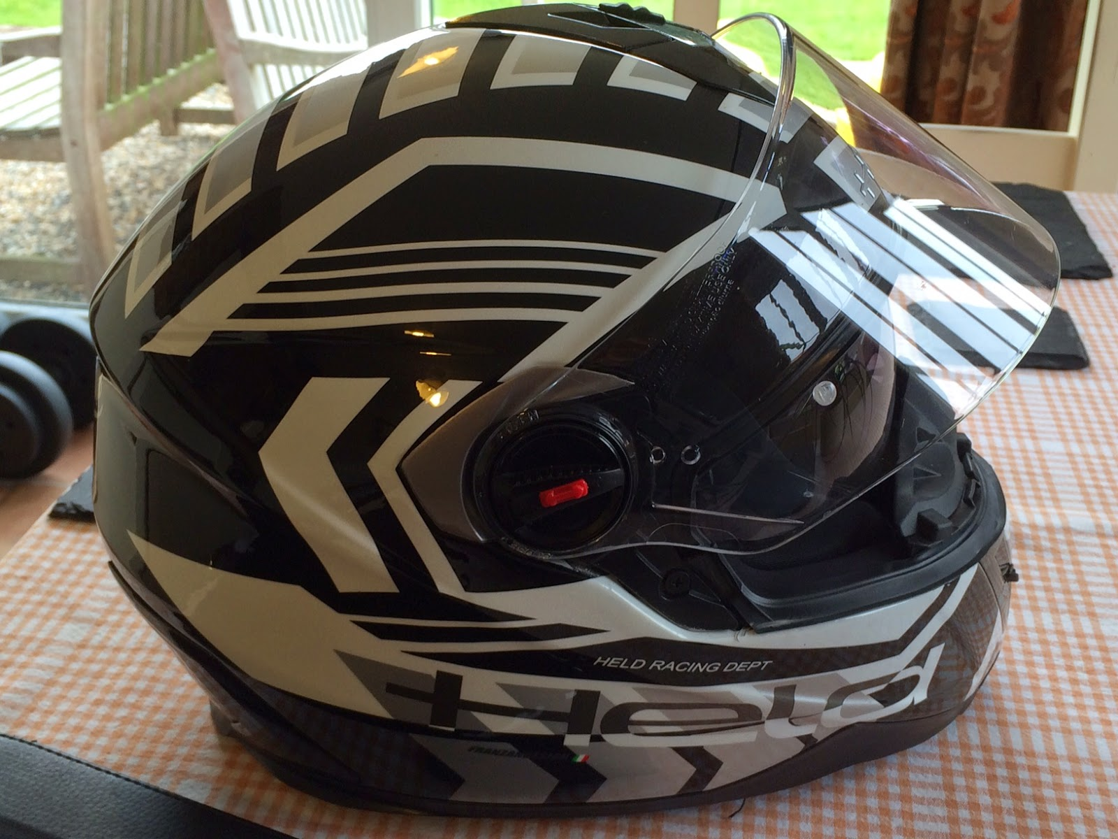Held make great value motorcycle helmets