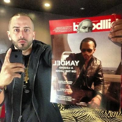 Yandel De Lider a Leyenda en la Revista Billboard Eminem The Marshall Mathers LP 2 MMLP2 2013 Realeza Urbana Magazine