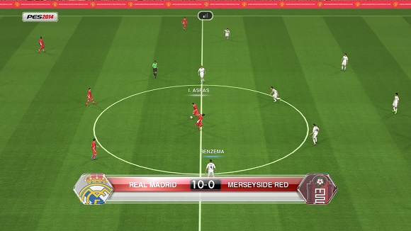 pes 2014 world challenge pc game screenshot 1 Pro Evolution Soccer 2014 World Challenge SKIDROW