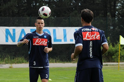 Napoli-Braga streaming